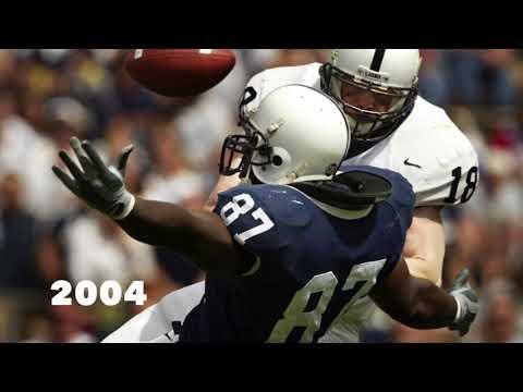 The Penn State University Blue-White game, 1994-2017