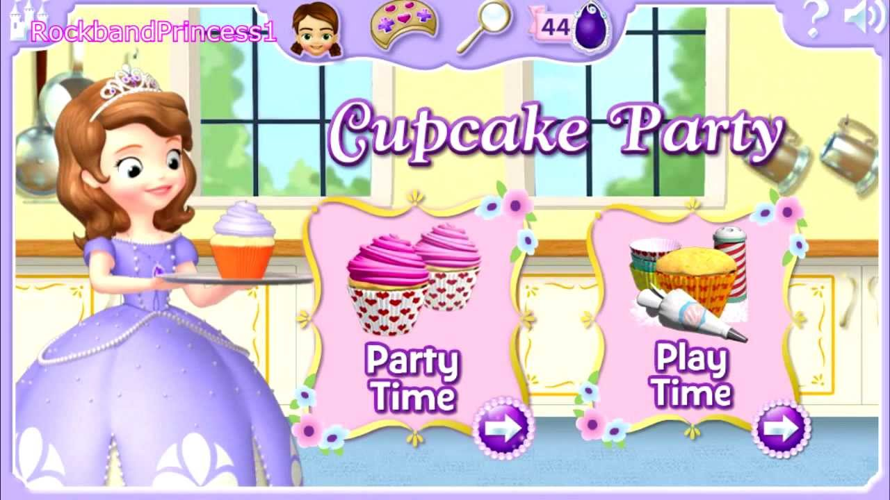 Princess Cooking Cake Games