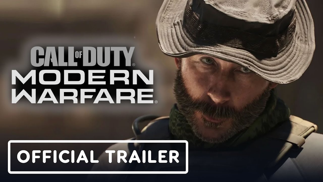 Call of Duty: Modern Warfare - Official Launch Gameplay Trailer