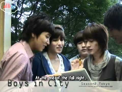Download [Eng Sub] (DBSJ Productions) Super Junior Boys in City Season 2 (Ep. 5)
