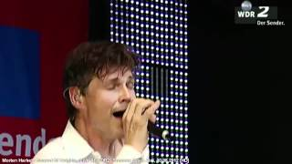 """Morten Harket - Scared Of Heights - Live At WDR 2, """"Sommer Open Air"""" 30.06.2012 [HD]"""