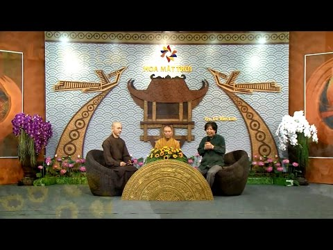 Hoa Mặt Trời 07 - Giáo Sư Sử Học Lê Văn Lan (Pháp Danh Quảng Phong) - Chùa Hoằng Pháp -[HD-720P]