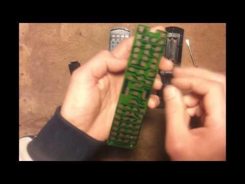 Simple reparación mando a distancia
