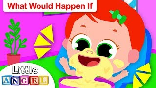 Mommy, What Would Happen? | Nursery Rhymes and Children's Songs | Little Angel