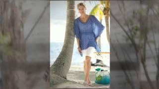 видео С чем носить платье-тунику? Фото для пляжа, работы и будней
