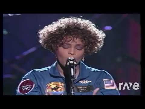 Banner Houston Spangled National Anthem - Someket & Whitney Houston | RaveDJ
