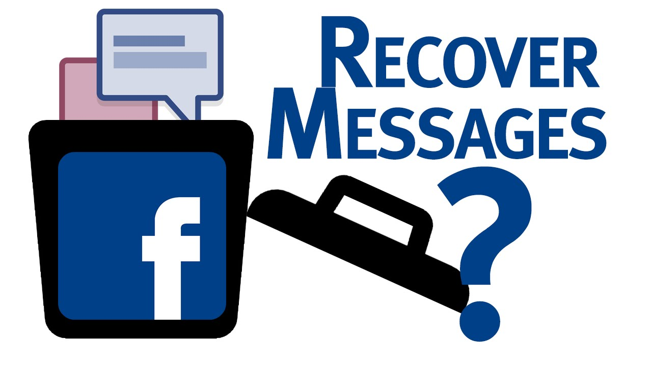 How to recover deleted Facebook Messages  Yes it is possible!