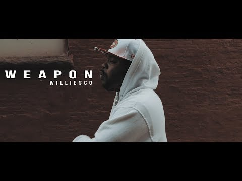 Williesco - Weapon (Official Video) Shot by YoLastFilms