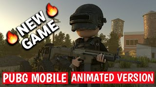 Download New PUBG MOBILE Animated Version