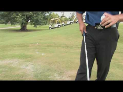 Golf Tips & Etiquette : How to Put Spin on a Golf Ball ...