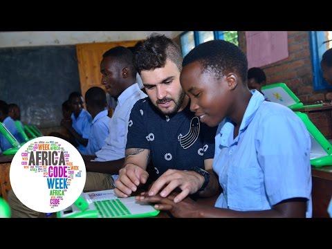 SAP - Africa Code Week 2016