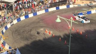 Ahmed Tarek @ Red Bull Car Park Drift Egypt 2014