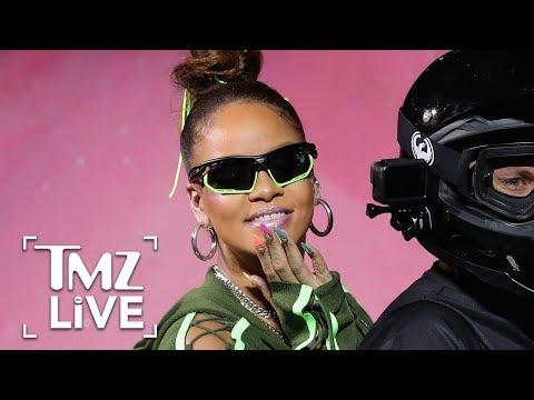 Rihanna Disses Millionaire Mogul? | TMZ Live
