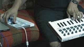 Arturia Minilab MK2 - Johnny Essi