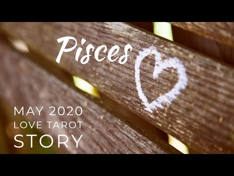 """PISCES """"A FOX IN THE HEN HOUSE"""" MAY 2020 Love Tarot Story"""
