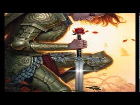 Runestone - The  Sword and the Rose