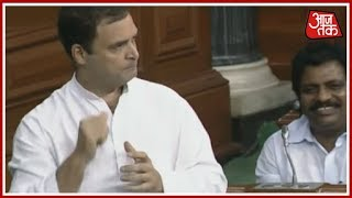 Video Rahul Gandhi Says Defence Minister Nirmala Sitharaman Lied To The Nation; Defence Minister Protests download MP3, 3GP, MP4, WEBM, AVI, FLV Juli 2018