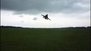 Extreme Low Flyby, Two F16