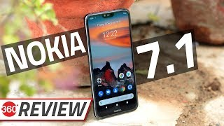 Nokia 7.1 Review | Performance, Battery, and More Tested