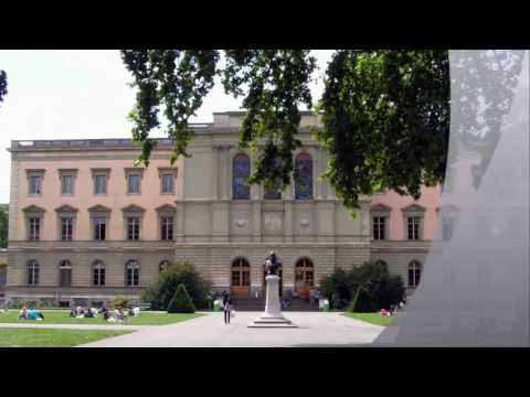 Campus of University of Geneva/Universite De Geneve -Top Research University-Geneva, Switzerland