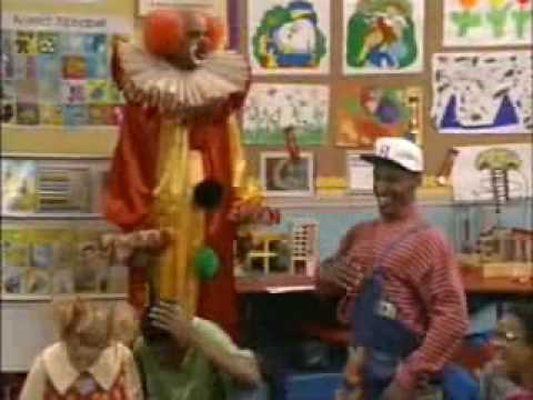 In Living Color- Homey the Clown