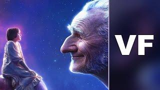 LE BON GROS GEANT Bande Annonce VF (Steven Spielberg - 2016)