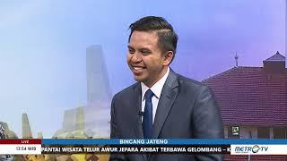 BINCANG JATENG - PROGRES PEMBANGUNAN STADION JATIDIRI PART 3