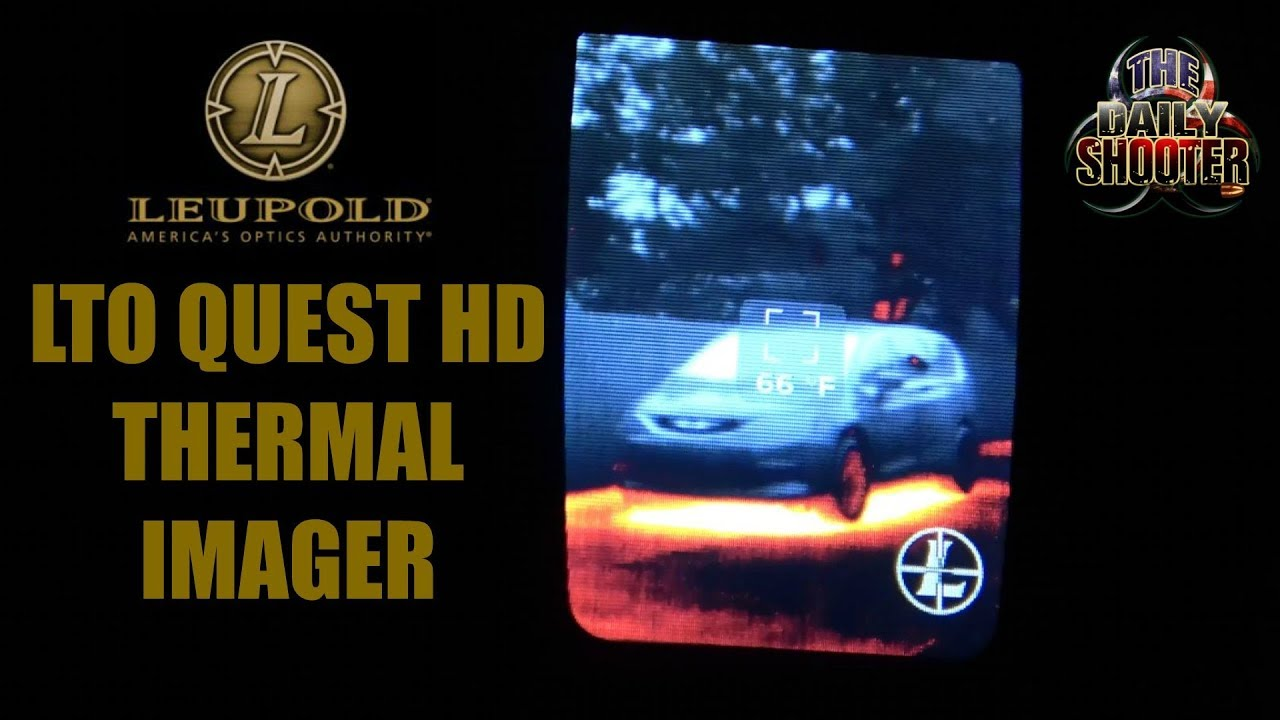 Leupold LTO Quest HD Thermal Imager Review
