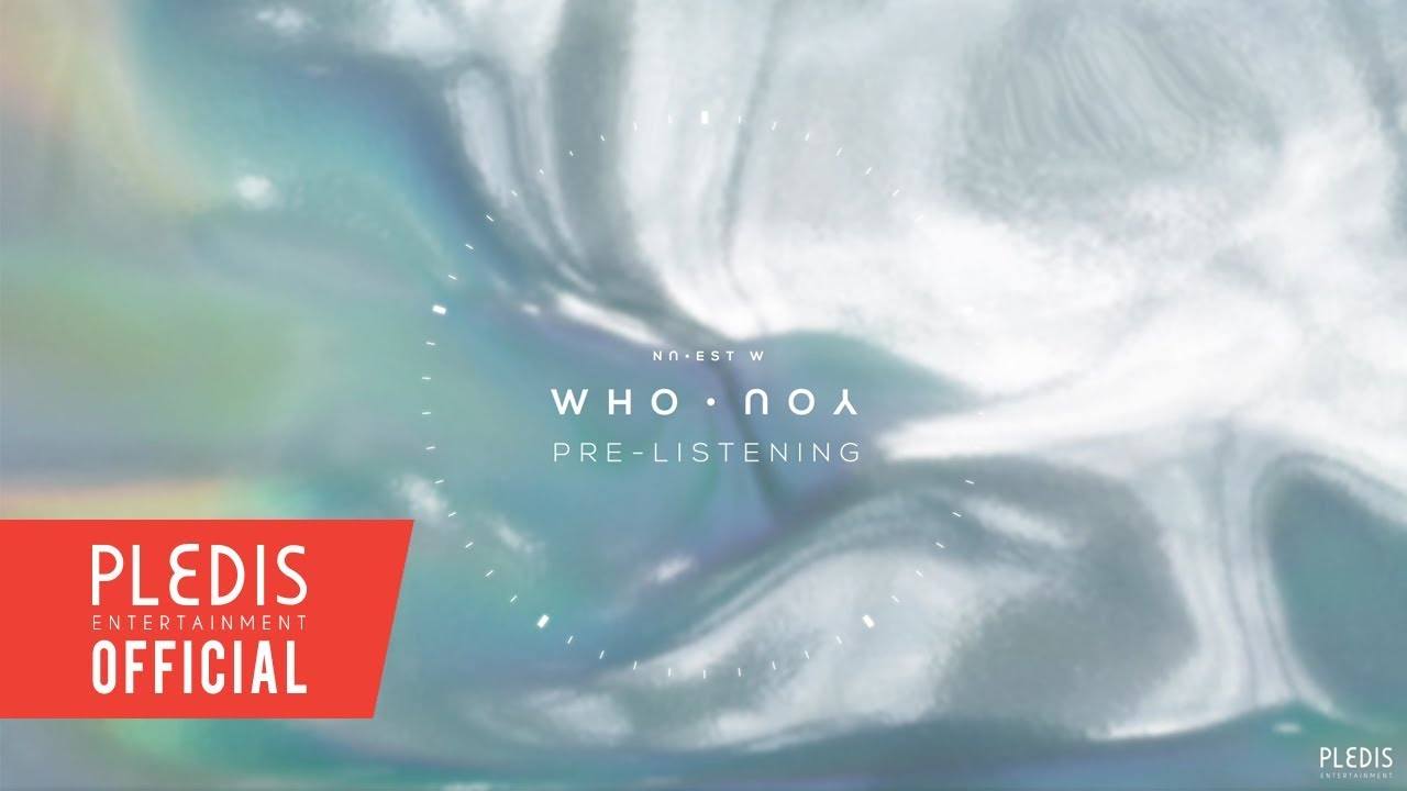 NU'EST W NEW ALBUM 'WHO, YOU' ALBUM PRE-LISTENING
