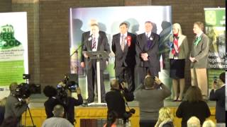 Cannock Chase | General Election Declaration | Sky News