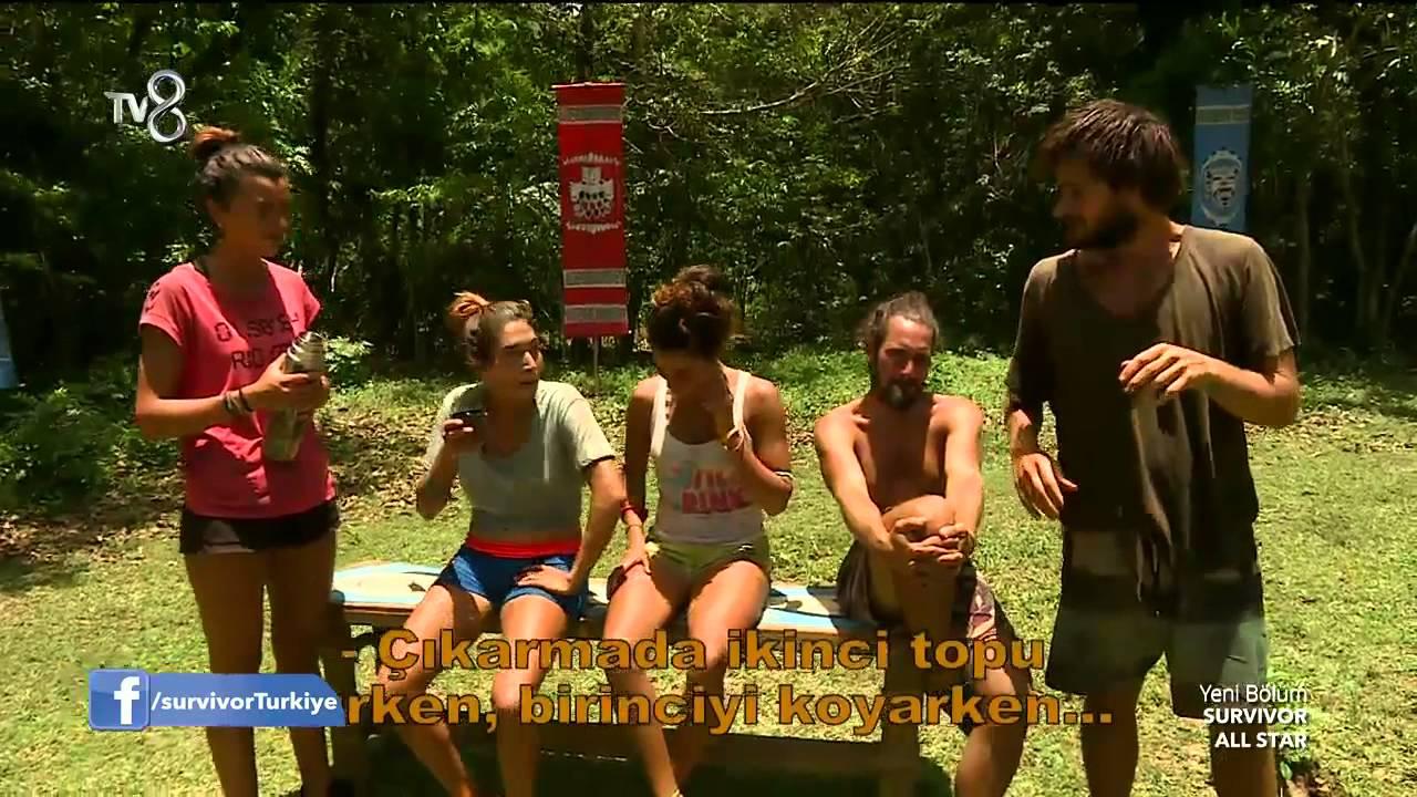 Survivor All Star Odul Oyunu 2 Bolum 6 Sezon 61 Bolum Youtube