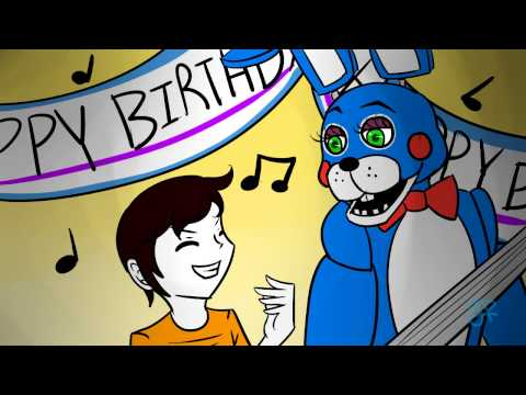 [FNaF2 Animation] It's Been So Long