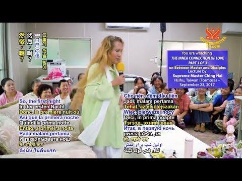 Supreme Master Television Live Stream - 2018-01-18