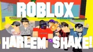 Shake Roblox Harlem ? Baauer (Roblox Video Musical)