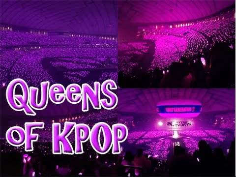 WHY SNSD IS THE QUEEN OF KPOP