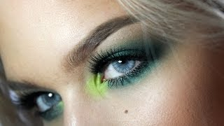 Green + Blue Eyes Thumbnail