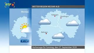 RTF.1-Wetter 26.09.2020