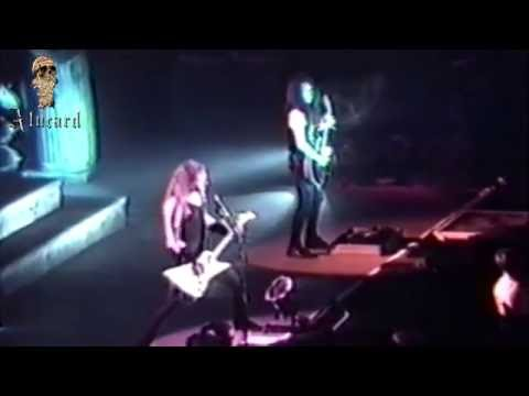 Metallica Halifax full show  4.4.1989