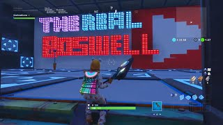 TheRealBoswell Music Lab | Fortnite Creative Island (with code)