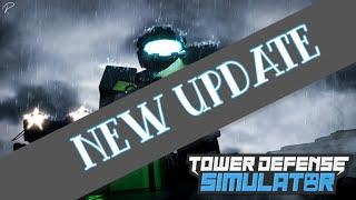 [SENTRY] [NEW UPDATE] Tower Defense Simulator Beta | ROBLOX