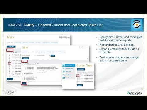 What's New in IMAGINiT Clarity 2020