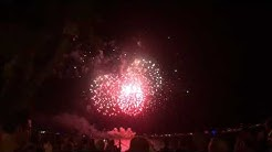 St Augustine's July 4th Fireworks 2018