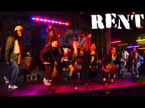 RENT at Bristol Valley Theater
