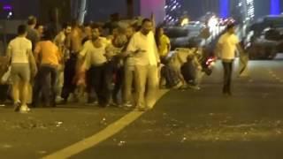 15 Temmuz Gecesi Boğaziçi Köprüsü
