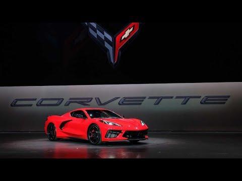 2020 Chevrolet Corvette C8- Full Interior and exterior review