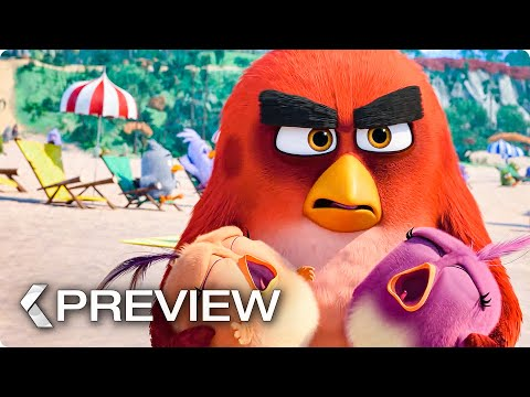 THE ANGRY BIRDS MOVIE 2 - First 10 Minutes Preview (2019)