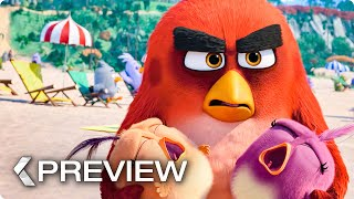 THE ANGRY BIRDS MOVIE 2 - First 10 Minutes Preview 2019