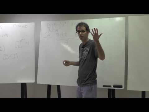 Arithmetic groups - Avni 3