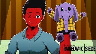 "Rainbow Six Siege   ""CaRtOoNz The Puppet Master""   w/ CaRtOoNz"