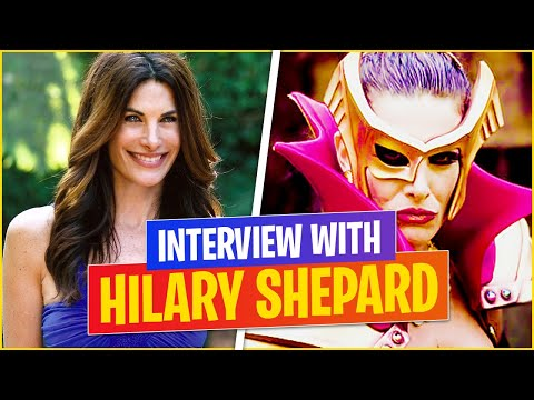 WITH HILARY SHEPARD